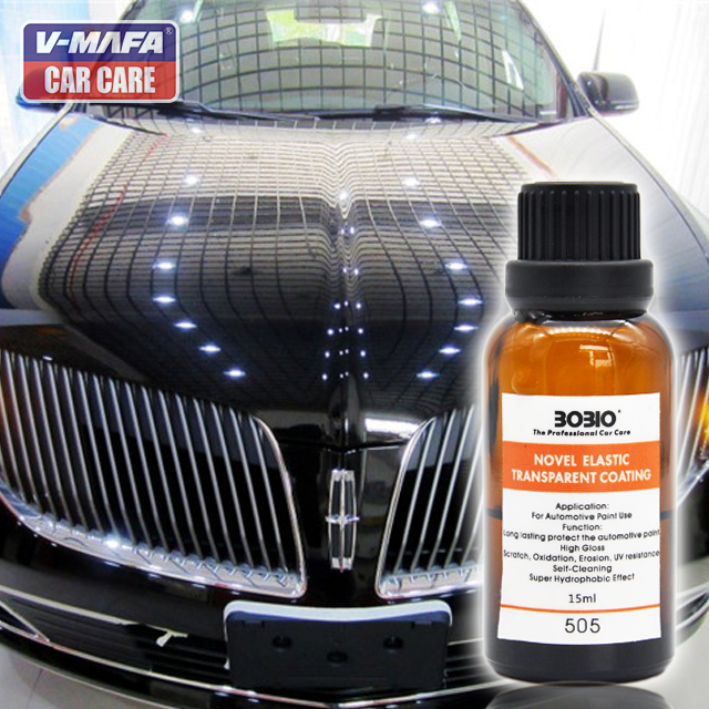 Super hydrophobic ceramic paint coating for car body care