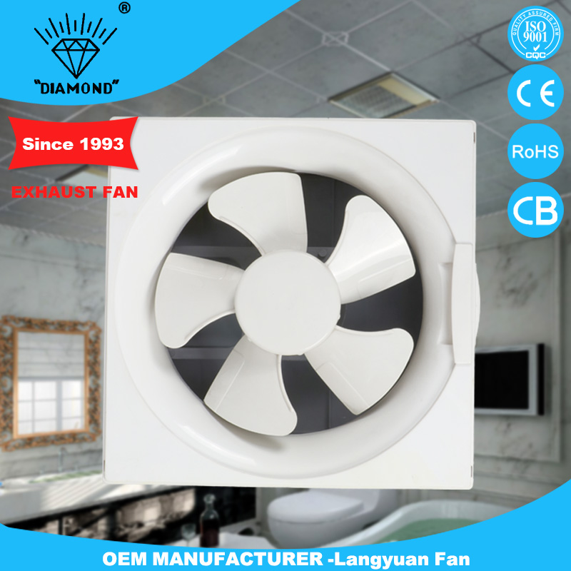 220V 8inch cheep kitchen exhaust fan price with long service life