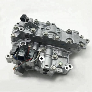 BC5A CVT Transmission Valve Body With Solenoids For ACCORD