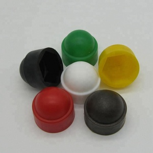 Large Stock High Quality Plastic Nut Caps