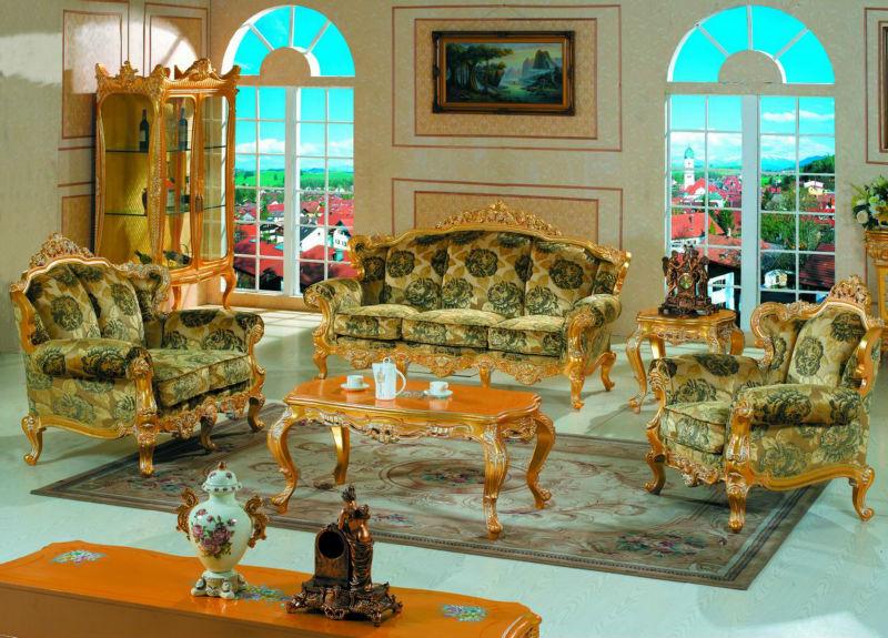 Italiano muebles cl sicos acabados en marco de madera - Muebles italianos clasicos ...