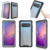 Case Clear Transparent Heavy Duty Case Full Body Protective Shockproof Cover Hard PC Bumper+TPU Back Case for Samsung S10 5g