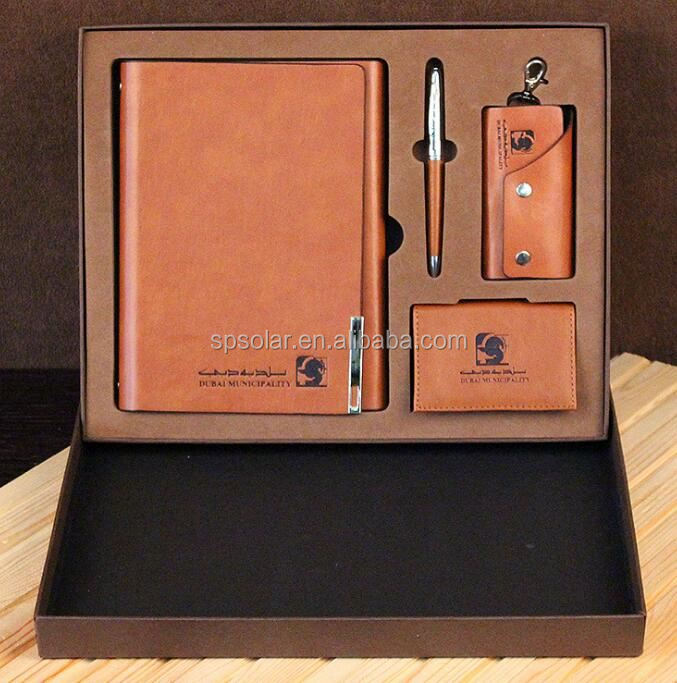 Premium Gift Set item for company annual meeting /promotion gift /wedding return gift for guests