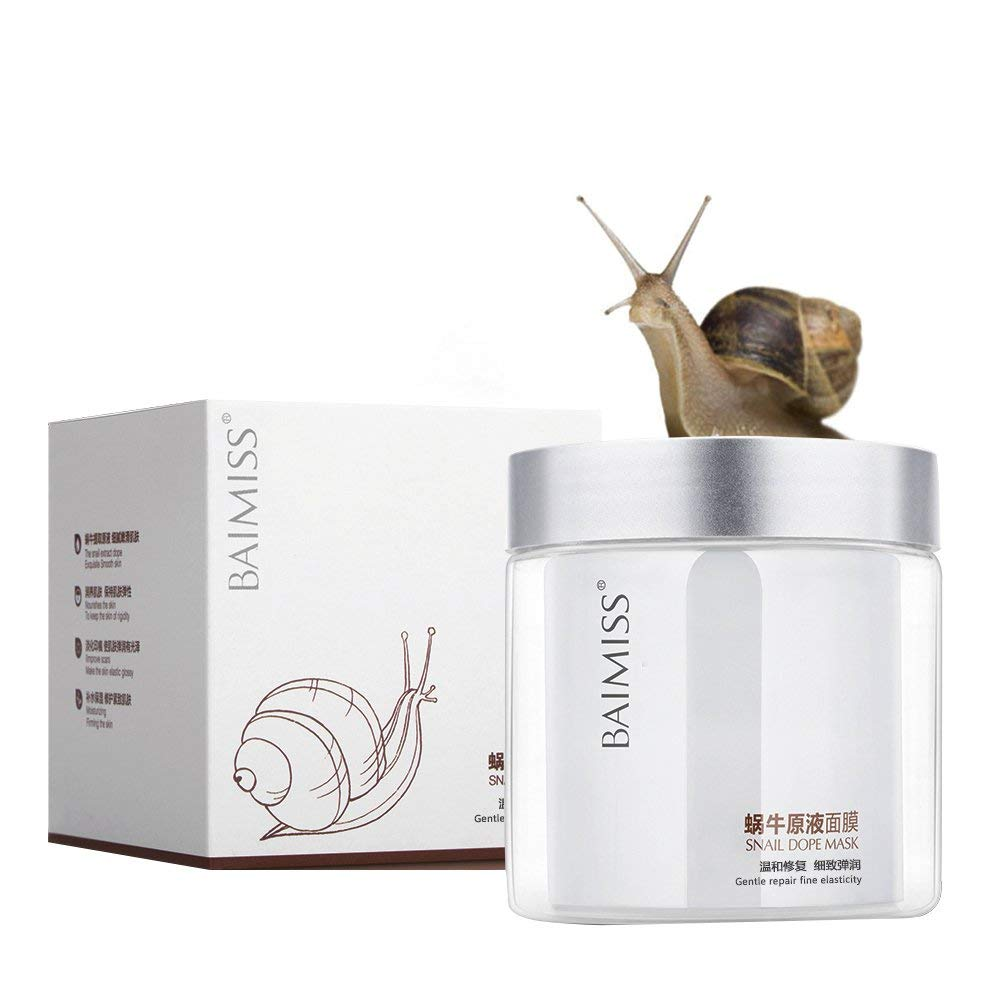 Cheap Best Snail Cream For Acne Find Secretion Filtrate Moisture Facial 30 Ml Get Quotations Huntgold Reparing Treatment Anti Aging Skincare Moisturizer Cosmetic Sleeping Mask 120g