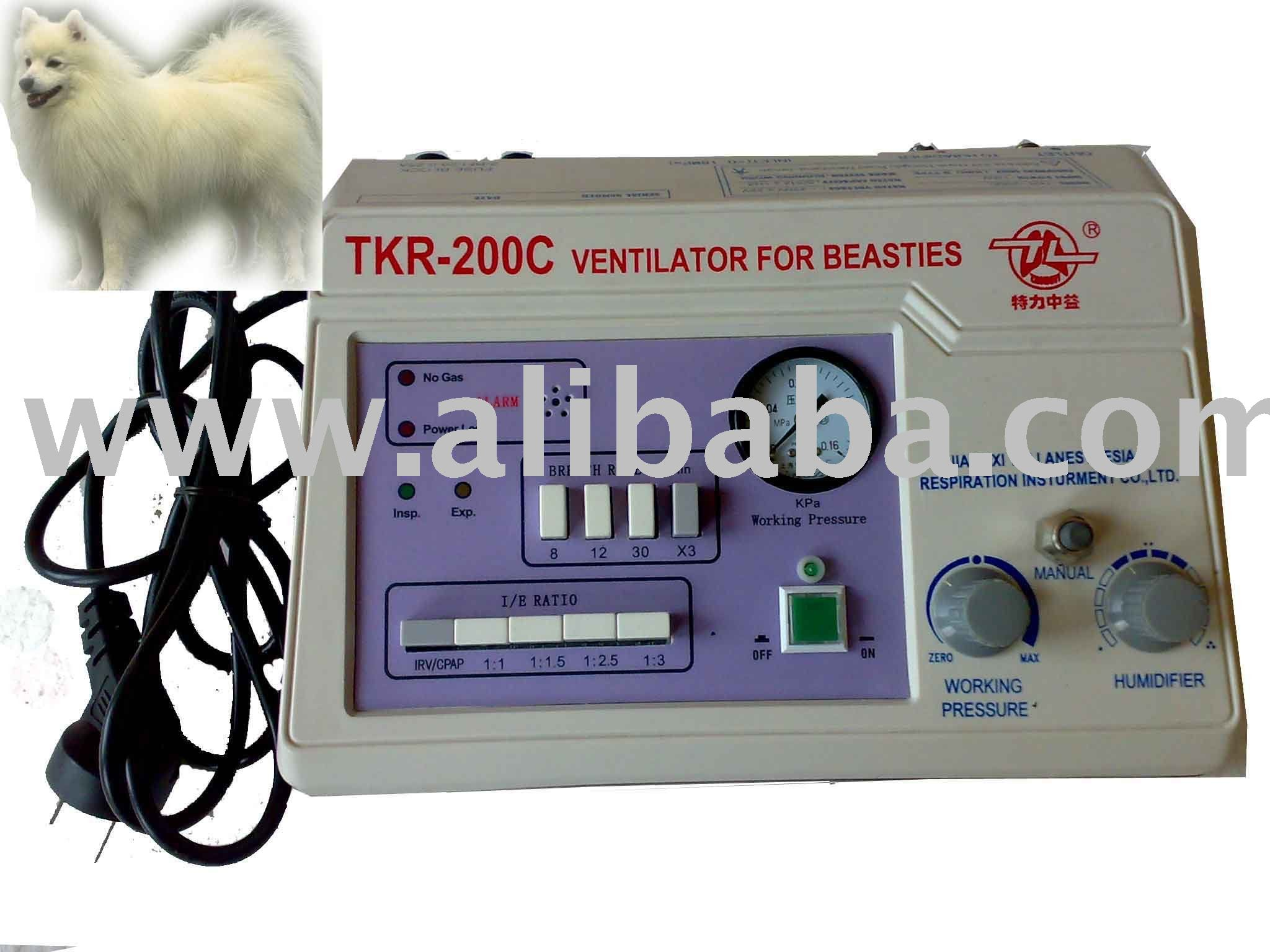 Ventilator for beasties( TKR-200C)