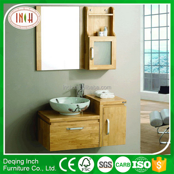 Factory Direct Supply Ready Made Bathroom Cabinet Made In