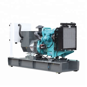 140kw power plant 140kw electric generator with Yuchai diesel engine