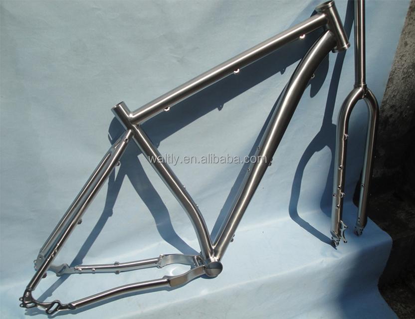 Finden Sie Hohe Qualität Chromoly Fahrradrahmen Hersteller und ...