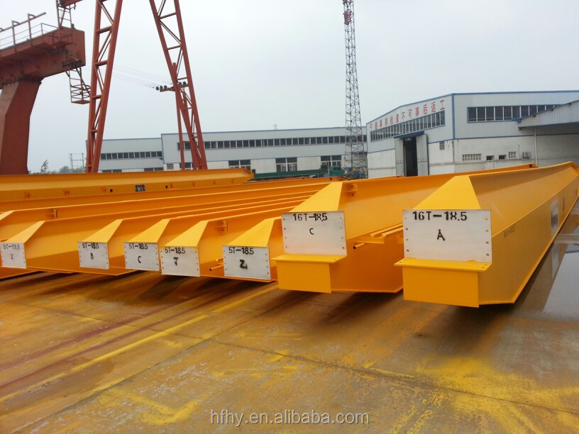Overhead Crane Girder Deflection : Best price eot single girder overhead crane ton with