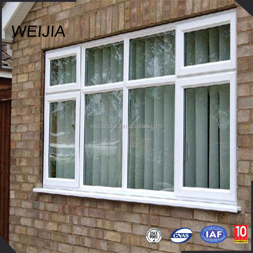 Factory Price Plastic Sliding Window