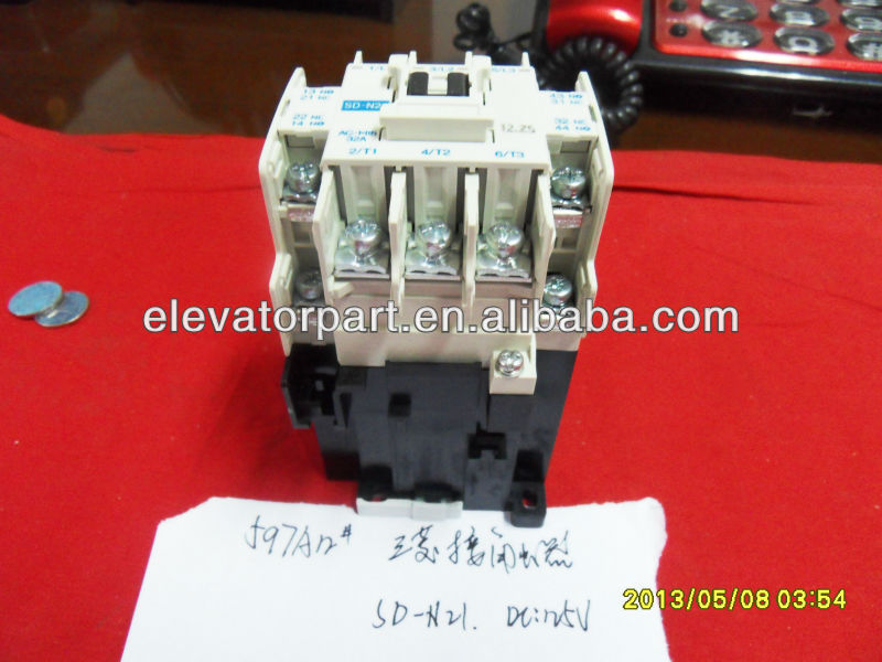 elevator contactor for Mitsubishi elevator