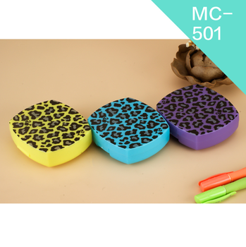 Factory Supply Plastic Custom Cute Contact Lens Case