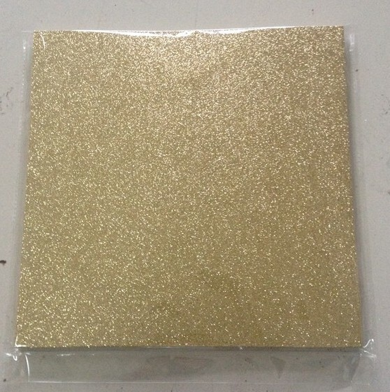 Gold 12x12 Glitter Scrapbook Paper Buy Gold Glitter Paper