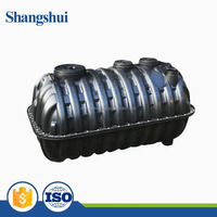 Portable water treatment system PE BIO-FILTER SEPTIC TANK