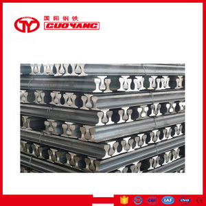 metal railroad steel jis rail 22kg