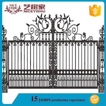 New Design Of School Gatecheap Simple Morden Main Gate Designsiron