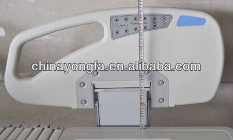 YFD5638K High quality! ICU Five Function l&k Electric Hospital Bed
