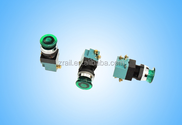 Button for railway, train parts,Electronic Parts