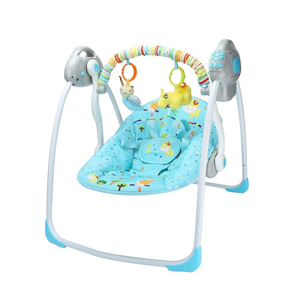 fd9f8e874f0f Cheap Baby Musical Swing Chair