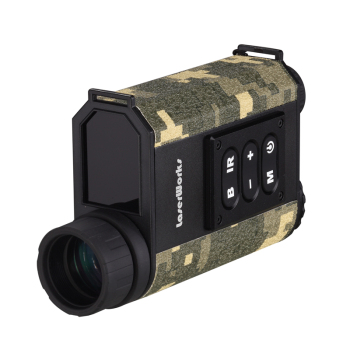 LaserWorks LRNV009 Day and Night Multifunction Laser Ranging Night Vision,Black,Camo