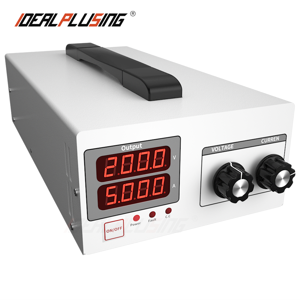 1000 와트 dc power supply 0-100 볼트 10a 변수 조절 Voltage Constant current