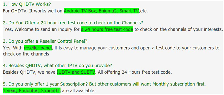 South European Iptv Channels Account Qhdtv Code 6 Months With Spain