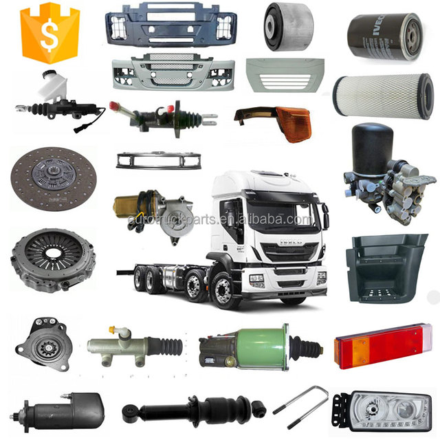 Iveco Heavy Duty Truck Spare Parts High Quality Iveco Truck Parts For Iveco Parts