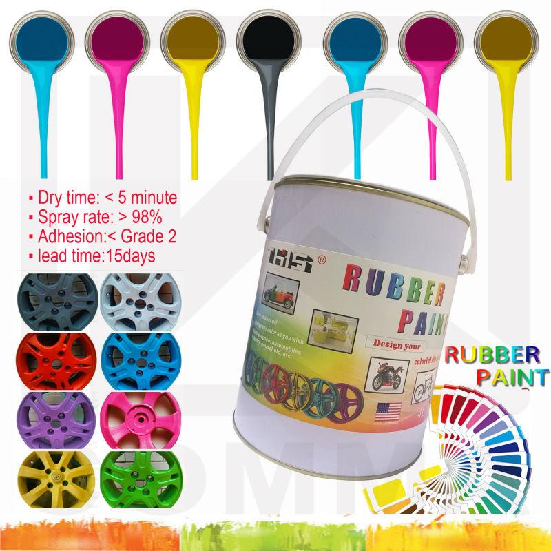 450 ml spray Protettivo pellicola di plastica nero pneumatico di gomma ...