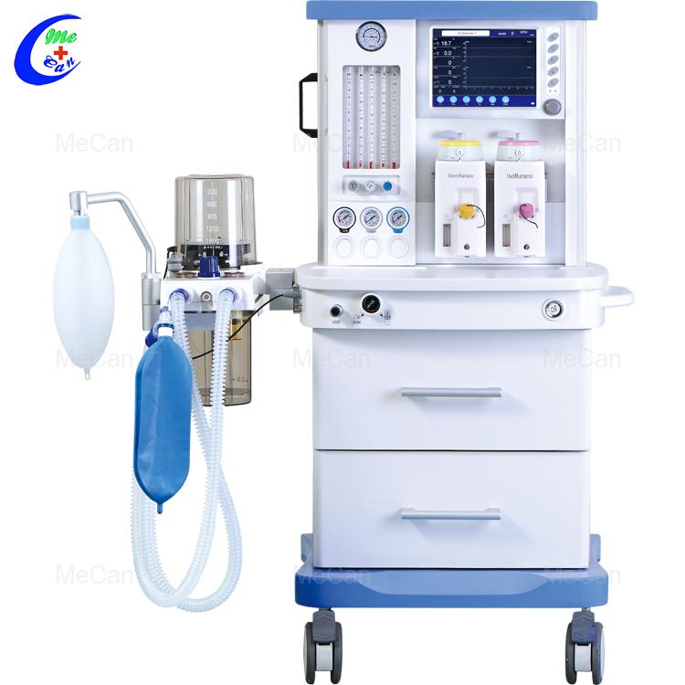Advanced China Anesthesia Machine No Ventilator