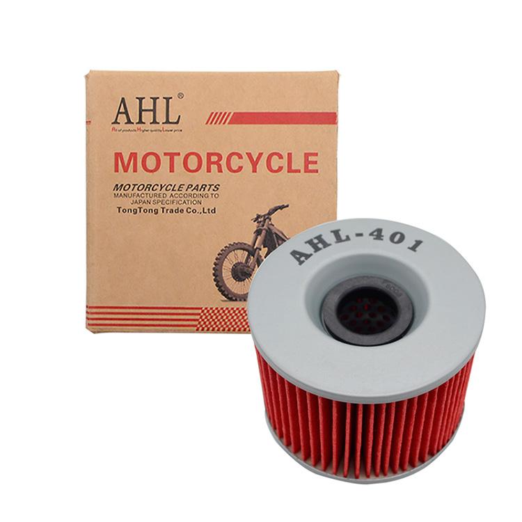AHL 401 Oil Filter for KAWASAKI EL250 ELIMINATOR 250 1988-1989 1996-2003