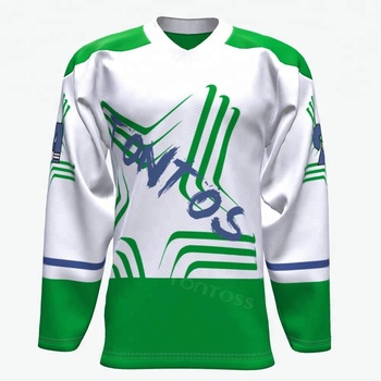 0a6771f47 Dry Fit Cheap Custom Top Quality Box Sublimated Ice Hockey Jersey ...