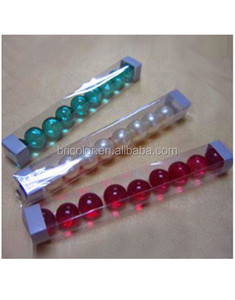 Good quality Cheap price heart shape Bath oil pearls(bath oil beads)
