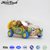 Baby toy car for mixed fruit mini pudding jello cup jelly pudding car