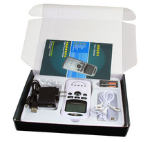 Body pain relief acupuncture tens machine home use electric personal care products