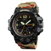 Relojes Hombre SKMEI 1327 Outdoor Sports Dual Time Analog Digital Wrist Watch for Men Women
