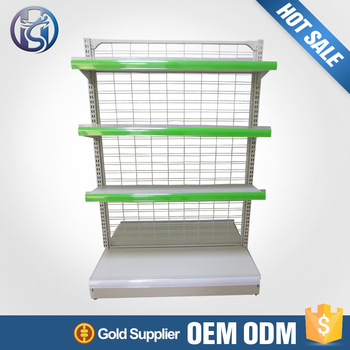 Wholesale Metal Grocery Store Shelving Rack Display Shelf