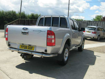Ford Ranger Pick Up Thunder Double Cab 25 Tdci 4wd 3dr 2008 Buy Ford Pick Up Double Cabford Pick Upexcellent Condition Product On Alibabacom