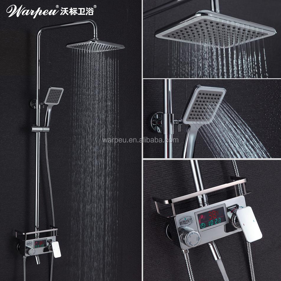 Digital shower temperature control - Automatic Temperature Controlled Shower Automatic Temperature Controlled Shower Suppliers And Manufacturers At Alibaba Com