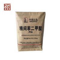 Brown kraft paper bag for packing 50kg cement