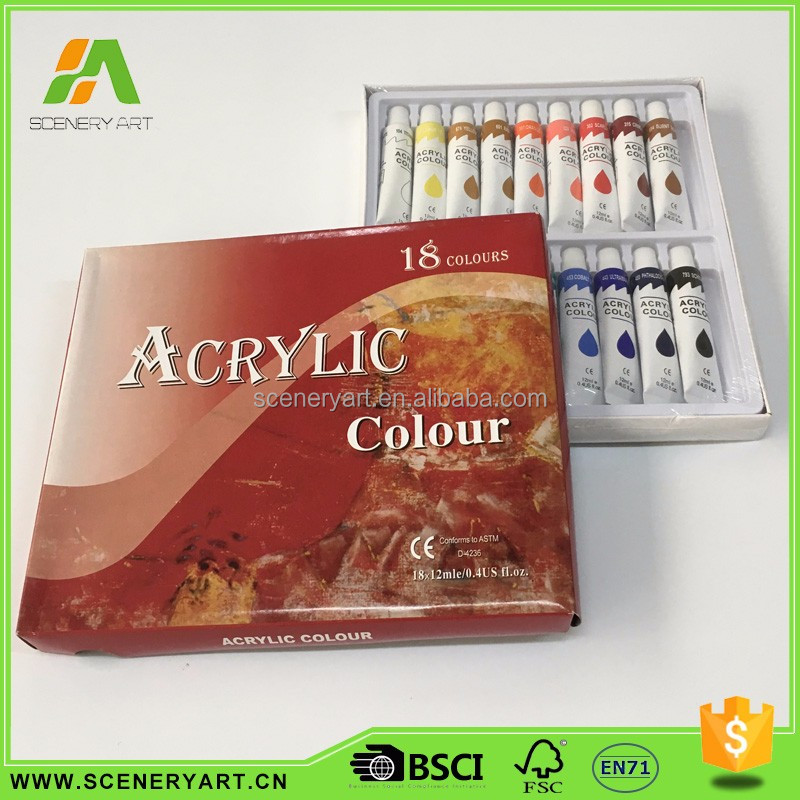 China manufacturers enamel acrylic paint prices