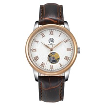 Top brand custom mens luxury mechanical watch made in China