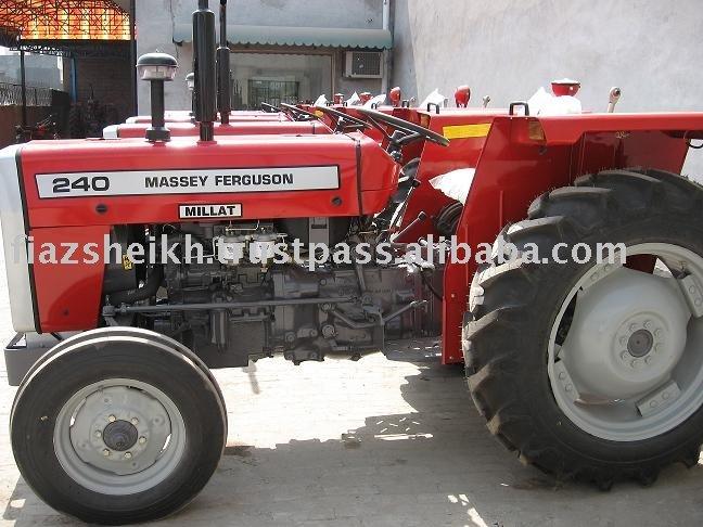 Massey Ferguson Tractors Mf 240 (50hp 2wd)