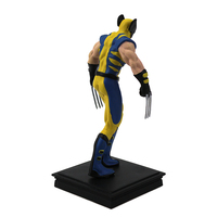 2018 New Fashion Iron Powder Polyresin Wolverine Miniature Figure