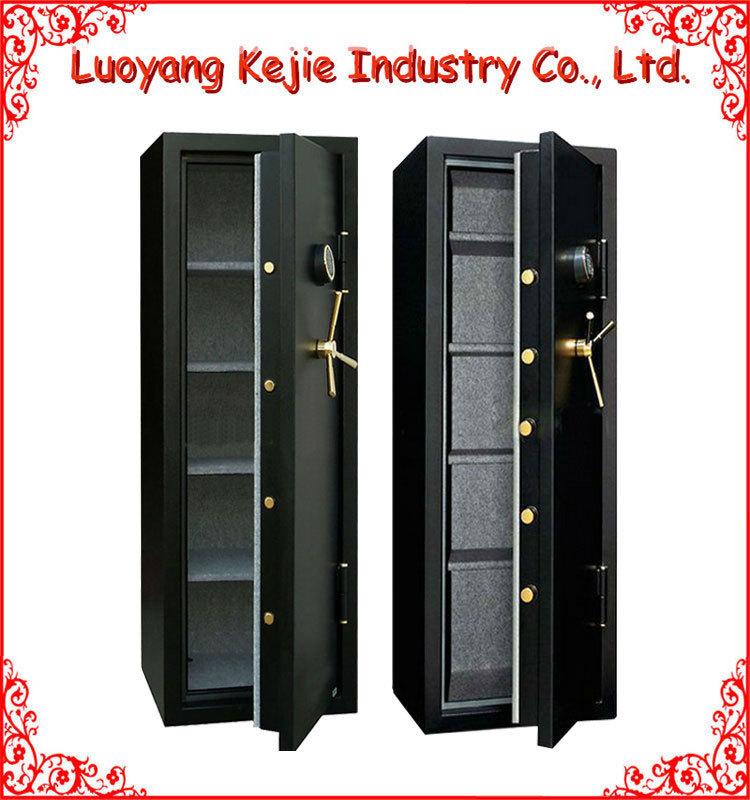 fireproof metal gun safegun cabinet no noise frigobar key lock gun cabinet safe box
