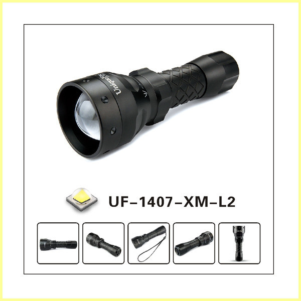 UniqueFire T38 IR 940nm NV torch - 3 mode - THE NEW T20