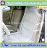 Heated car seat cover parts--clear plasric seat cover for cars