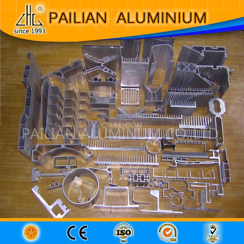 Hot!top quality aluminium billet China Manufacturer extrusion aluminium punching parts online shopping india
