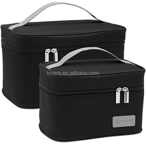 Customize design fitness bento insulated lunch cooler bag