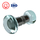 Cylindrical shower door knob glass door hardware bathroom door handle