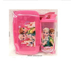 popular cartoon style lunch box and bottle set for children lunch box and bottle with price